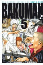 capa de Bakuman #05