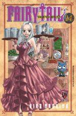 capa de Fairy Tail #14
