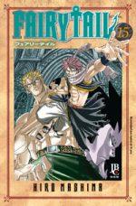 capa de Fairy Tail #15