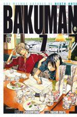 capa de Bakuman #07