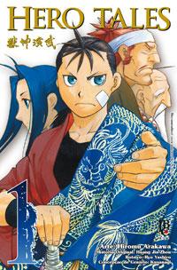 capa de Hero Tales #01