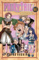 capa de Fairy Tail #16