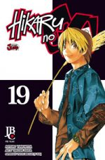 capa de Hikaru no Go #19