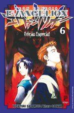 capa de Neon Genesis Evangelion ESP. #06