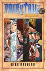 capa de Fairy Tail #17
