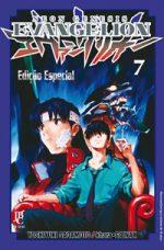 capa de Neon Genesis Evangelion ESP. #07