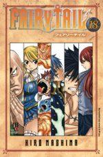 capa de Fairy Tail #18