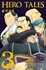 capa de Hero Tales #03
