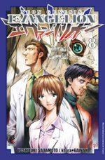 capa de Neon Genesis Evangelion ESP. #08
