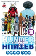 capa de Hunter X Hunter #30