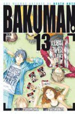 capa de Bakuman #13
