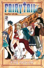 capa de Fairy Tail #22
