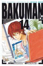 capa de Bakuman #14