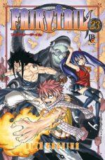 capa de Fairy Tail #23