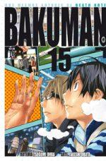 capa de Bakuman #15