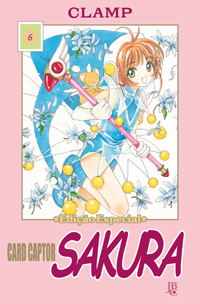 capa de Card Captor Sakura #06