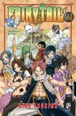 capa de Fairy Tail #24