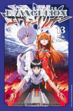 capa de Neon Genesis Evangelion ESP. #13