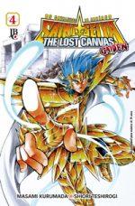 capa de Os Cavaleiros do Zodíaco: The Lost Canvas Gaiden #04
