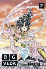 capa de RG Veda #02