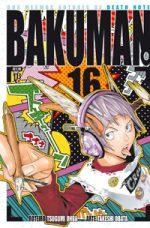 capa de Bakuman #16