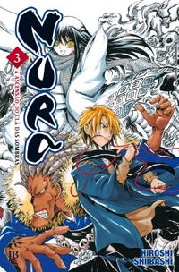 capa de Nura - A Ascensão do Clã das Sombras #03