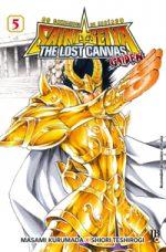 capa de Os Cavaleiros do Zodíaco: The Lost Canvas Gaiden #05