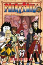 capa de Fairy Tail #26