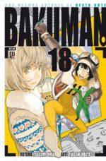 capa de Bakuman #18