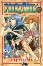 capa de Fairy Tail #27