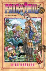 capa de Fairy Tail #28