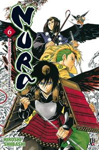 capa de Nura - A Ascensão do Clã das Sombras #06