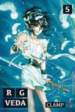 capa de RG Veda #05
