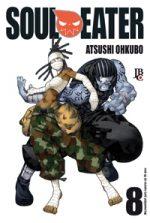 capa de Soul Eater #08