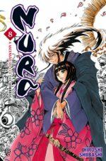 capa de Nura - A Ascensão do Clã das Sombras #08