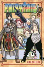 capa de Fairy Tail #31