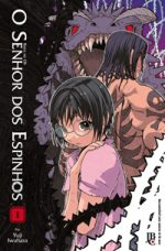 capa de O Senhor dos Espinhos #01
