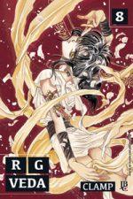 capa de RG Veda #08