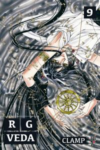 capa de RG Veda #09