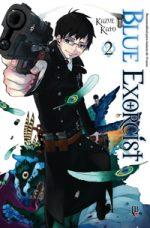 capa de Blue Exorcist #02