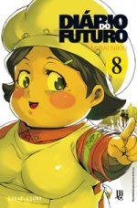 capa de Diário do Futuro #08