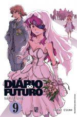capa de Diário do Futuro #09
