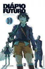 capa de Diário do Futuro #10