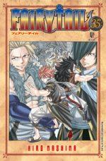 capa de Fairy Tail #35