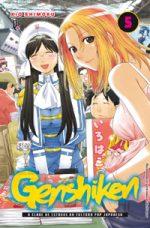 capa de Genshiken #05
