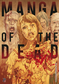 capa de Manga of the Dead