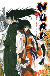 capa de Nura - A Ascensão do Clã das Sombras #16