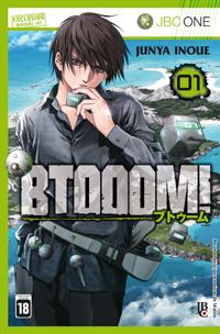 capa de BTOOOM! #01