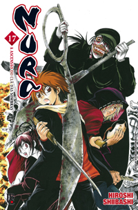 capa de Nura - A Ascensão do Clã das Sombras #17