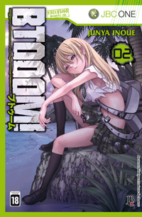 capa de BTOOOM! #02